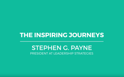 Inspiring Journey Video with Dr. Stephen G Payne