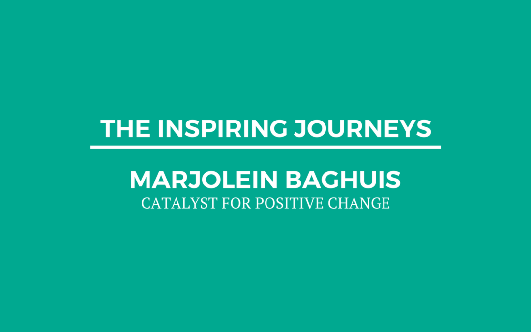 Inspiring Journey Video with Marjolein Baghuis