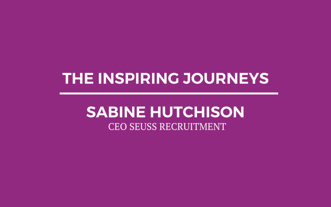 Inspiring Journey Video Introduction by Sabine Hutchison