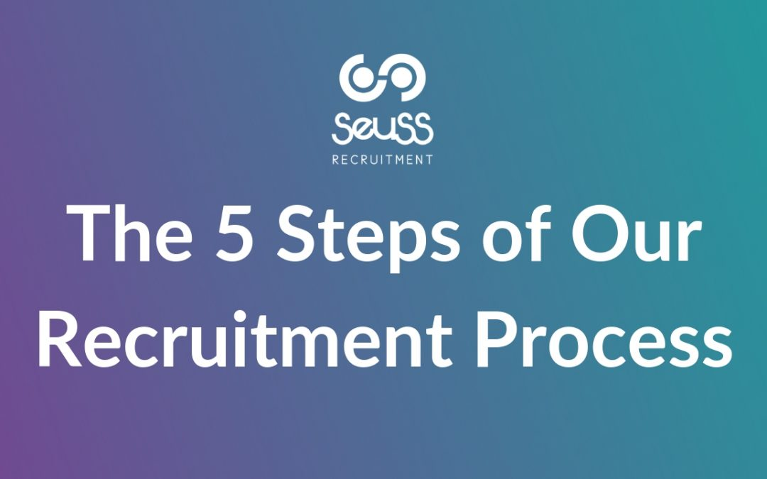 Get Better Candidates with Our 5-Step Recruitment Process